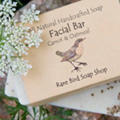 Carrot & Oatmeal Facial Bar