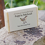 Popp'in Patchouli Soap